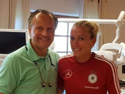DFB Frauen-Nationalmannschaft Olympia 2016 Vorbereitung