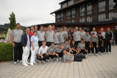 DFB Nationalmannschaft U17 WM in Mexico