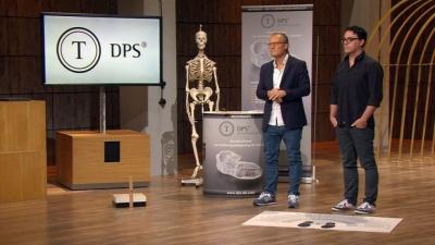 Dr. Steffen Tschackert präsentiert in