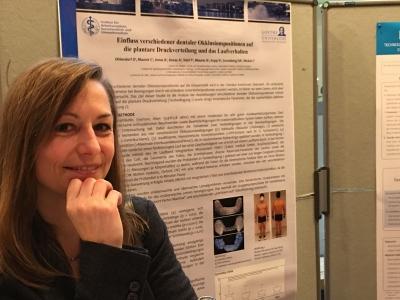 Dr. Tschackert beim 3. DFB Wissenschaftskongress in Frankfurt