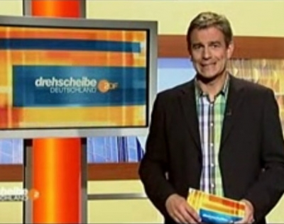 Dr. Tschackert im ZDF bei Drehscheibe Deutschland